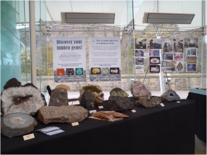 SMLC display at Our Dynamic earth